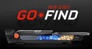 Minelab Go-Find New Series