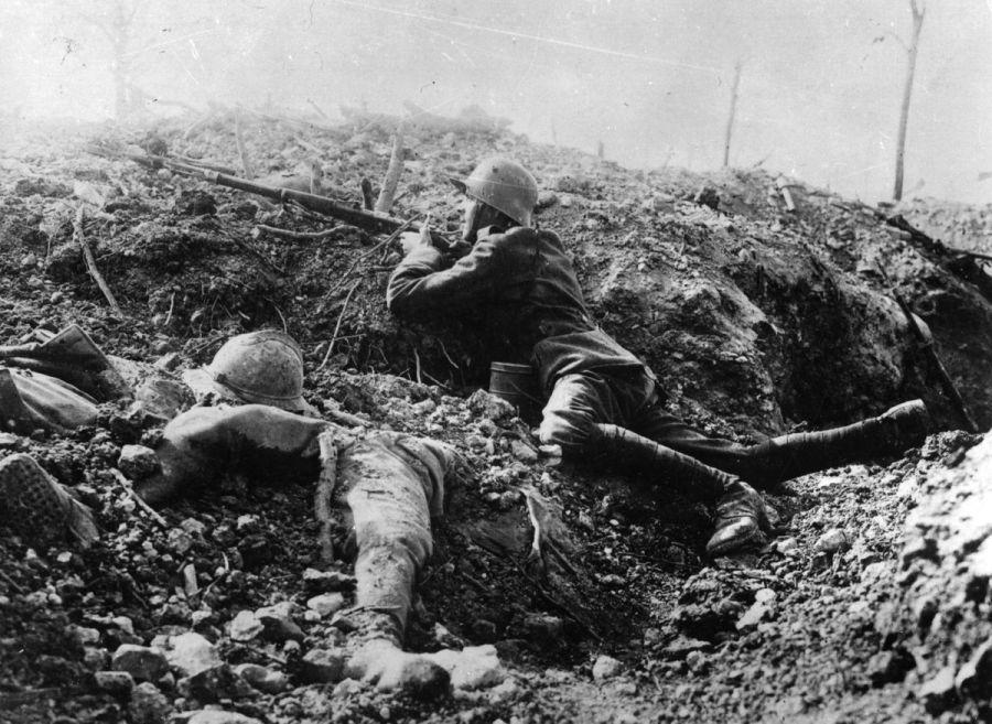 1 августа - день памяти российских воинов, погибших в первой мировой войне 1914 - 1918 годов