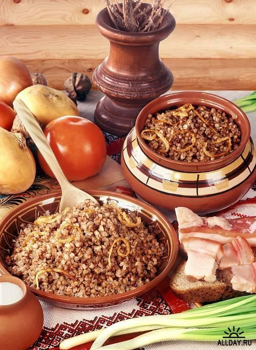 старорусская кухня рецепты с фото