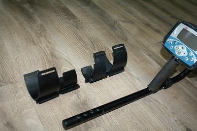 Подлокотник на металлоискатель