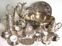 столовое серебро для рассказа
