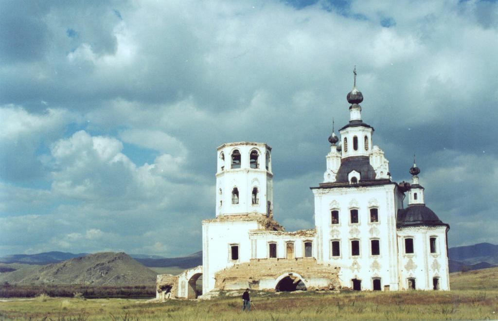 Церковь в Селенгинске
