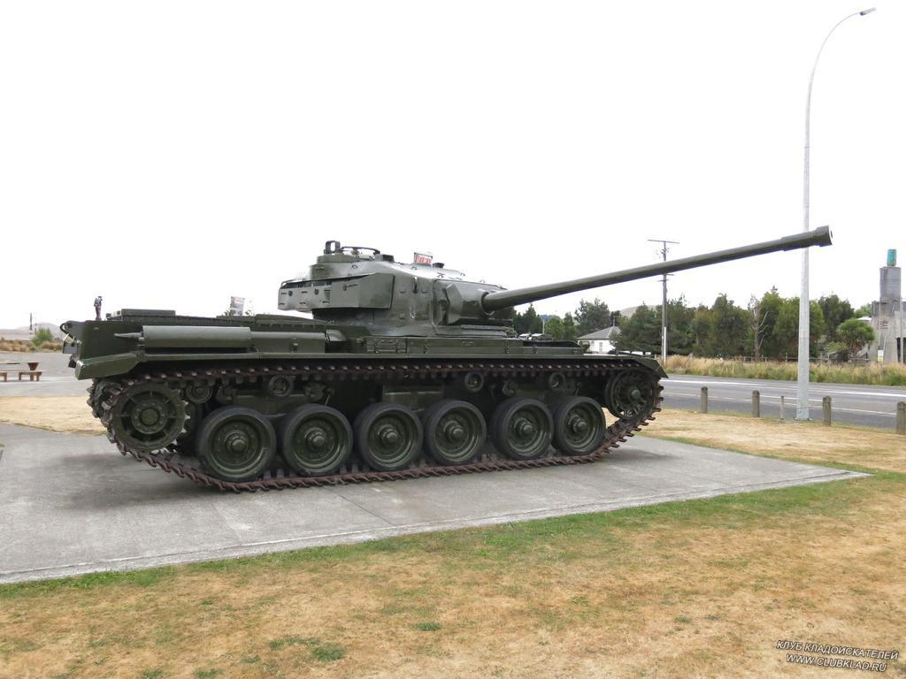 3-05 Танк А41 Centurion