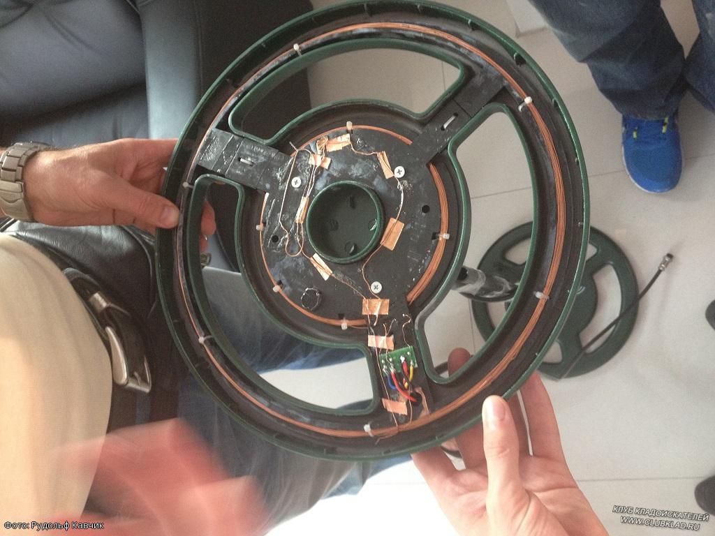 Металлоискатели made in china: почти как настоящие minelab и.