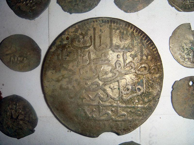 Старинные татарские монеты 5piece lati цена