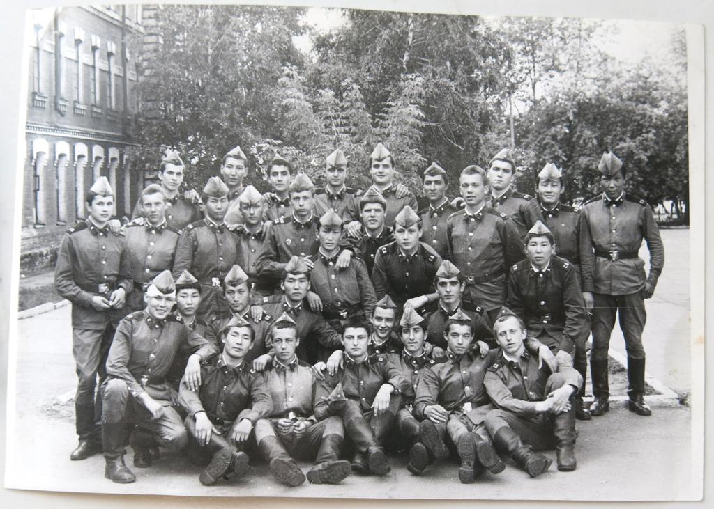 Учебная часть «Красные Казармы», Рудольф Кавчик, 1996 год