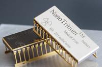 Тритиевые аккумуляторы для металлоискателя будут работать 20 лет