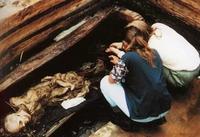 Археологи раскопали белую женщину, которой исполнился бы миллион лет