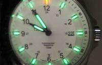 Тритий используют в подсветки часов и приборов