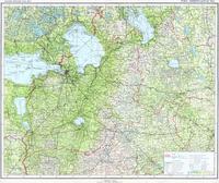 старые карты ленинградской области до 1940 больше возможностях
